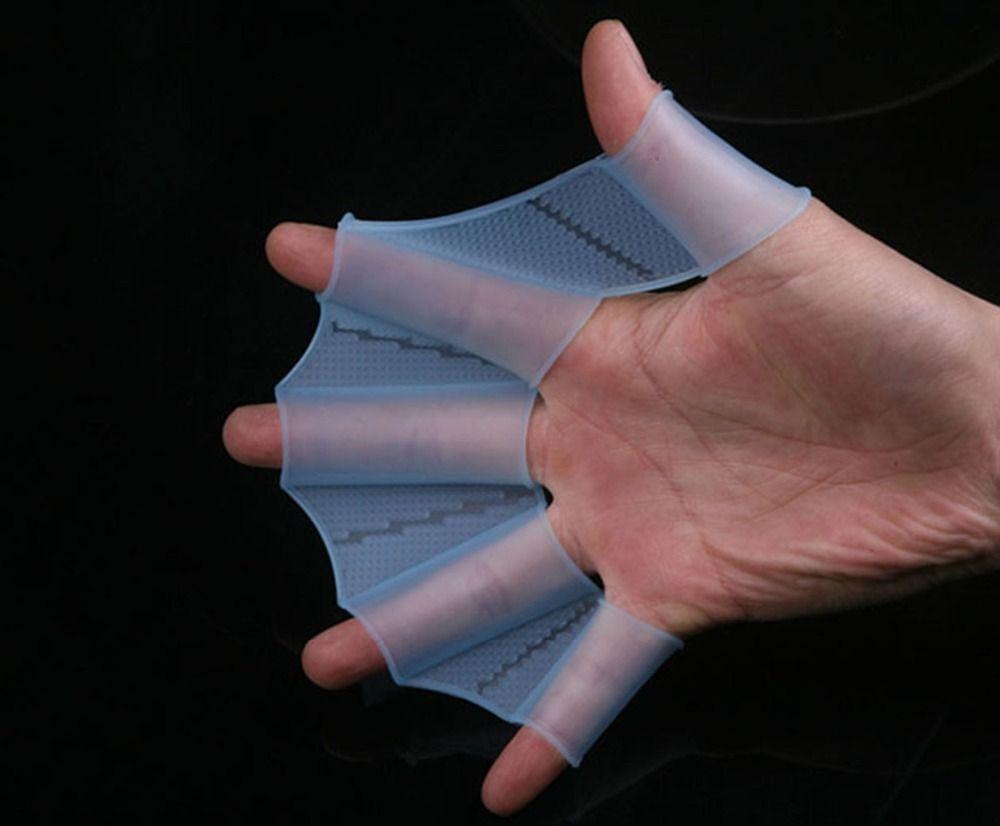 Плавательные ласты для рук силиконовый матрос перепончатые ладони летающей перепончатые перчатки мужчин и женщин плавать плавники браслеты флиппер плавание Fin купить на AliExpress