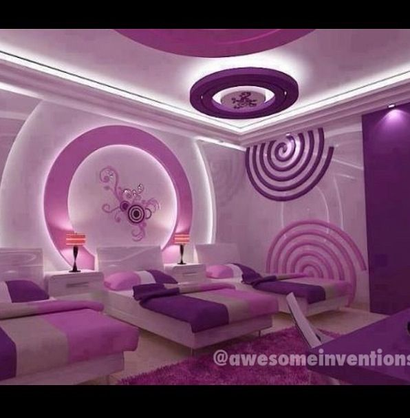 modern purple bedroom awesome bedrooms pinterest 12617 | bdeb65f517c065c6bd2d140e32ff820e