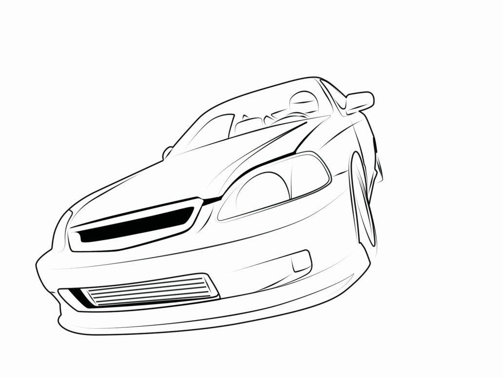 Honda civic ek by gboyd on deviantart