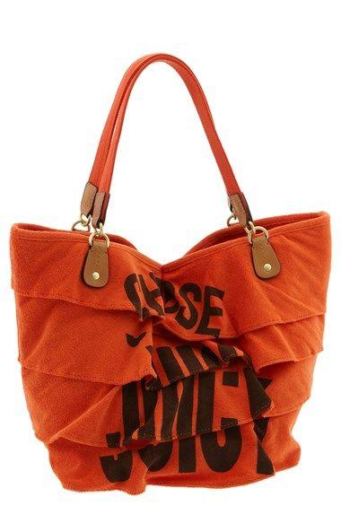 Juicy Couture Gen Y Ruffle Tote Nordstrom