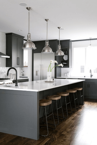 10 Most Popular Kitchen Color Ideas And Combination Colorful Kitchen Sustainable Kitchen Design Sustainable Kitchen Kitchen Interior