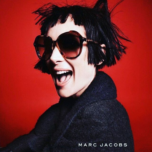 #winonaryder for #marcjacobs is #everything #winonaforever #wcw