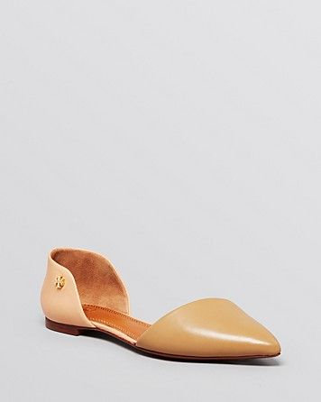 29d8a31c9 Tory Burch Pointed Toe Flats - Viv D Orsay