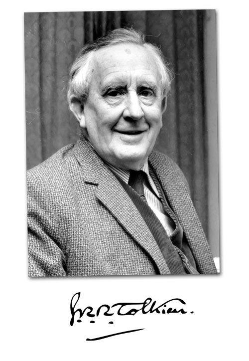 naturemetaltolkien:  Happy Birthday, J.R.R. Tolkien [3 January 1892 – 2 September 1973]