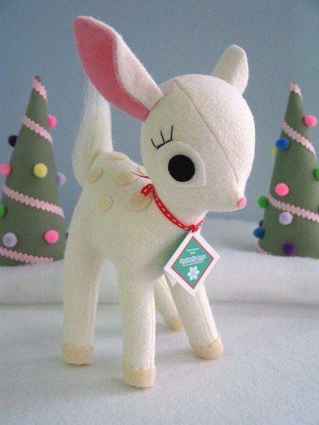 Peluches DIY para niños | Costura | Pinterest | Wrapping ideas, Noel ...