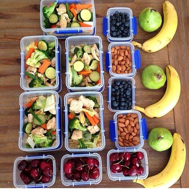Healthy Meal Prep, Healthy