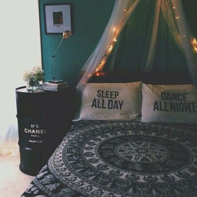 Hipster Tumblr Bedroom Ideas Cute Dorm Rooms Cool Rooms Room Inspiration