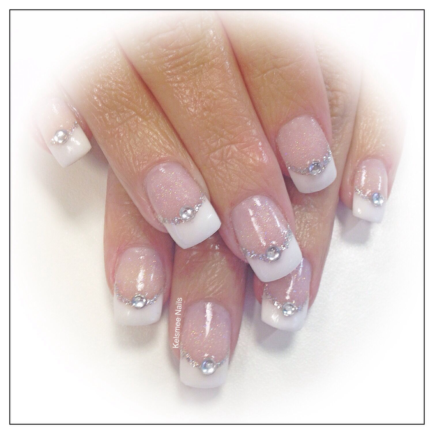 Nail Polish Colors For Younger Looking Hands: Young Nails Frenchmanicure Coverblush Acryl