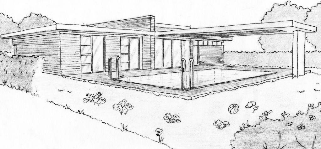 Plan Maison Moderne 100m2 14 Les 25 Meilleures Id233es by Plan
