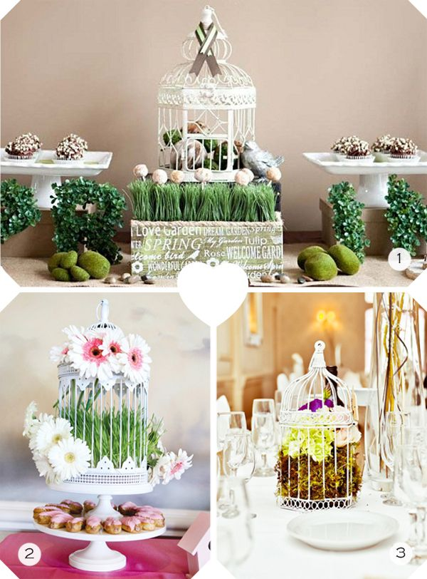 Ideas para una fiesta vintage decora con jaulas de blogestafacil for  party decorate with antique birdcages also las mejores imagenes retro rh pinterest