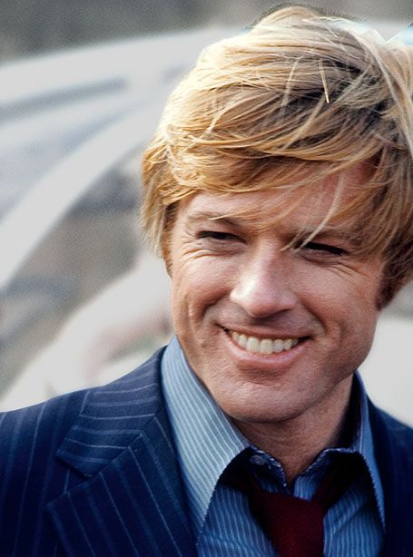 robert redford interview
