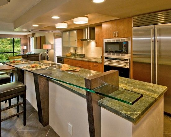 Glass Countertops Design, Pictures, Remodel, Decor and Ideas ...