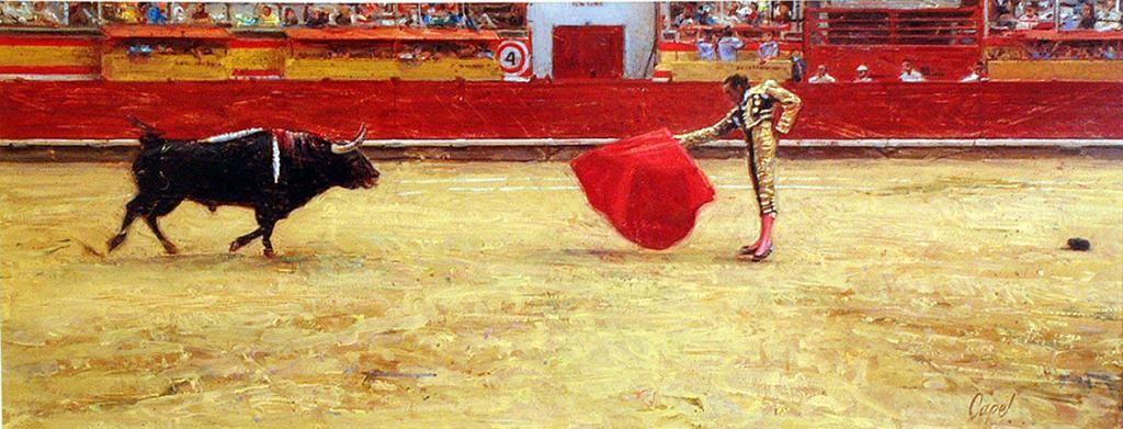 Antonio Guzman Capel, Hiperrealismo. Conocido por su nombre artístico Capel (Tetuán, 1960)