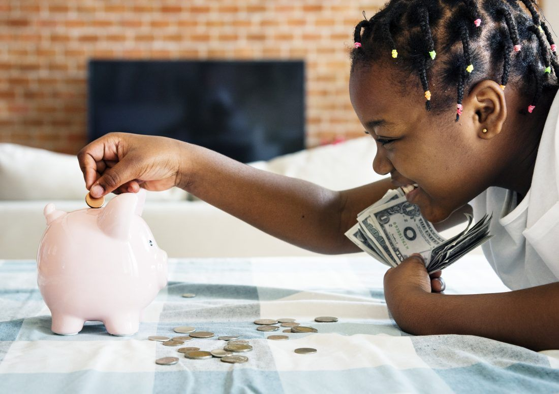 Collecting money image source