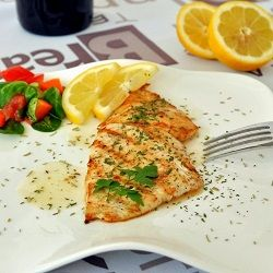 Grilled chicken with lemon sauce recipe. Get this easy and juicy Spanish chicken recipe