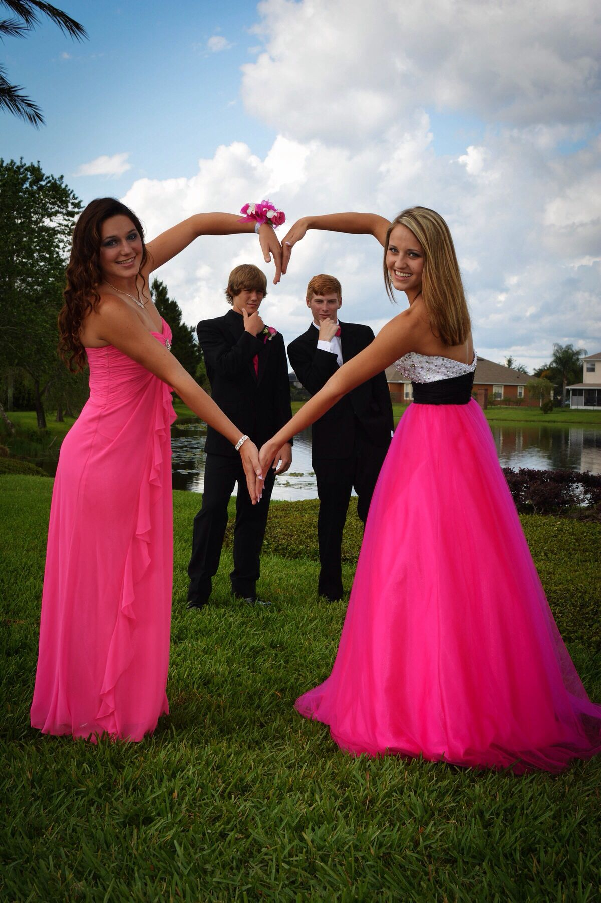 Best Friend Or Bfs Sister With Images Prom Picture Poses Prom