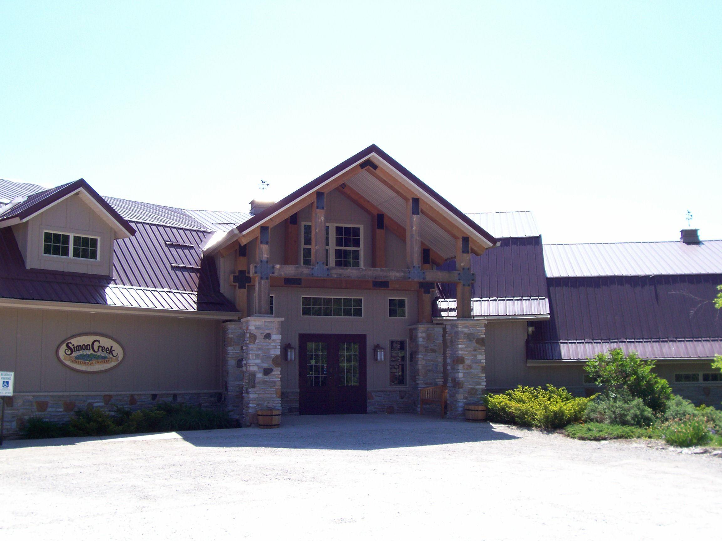Simon Creek Winery Door County Wi Wisconsin Wineries Door County Wi Door County