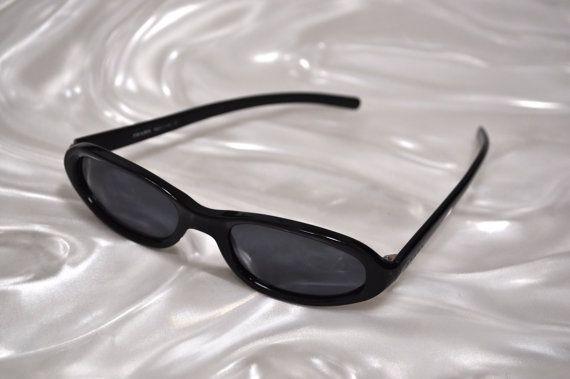 2a29710c5e5 Vintage 90 s Black PRADA Sunglasses Unisex Made in