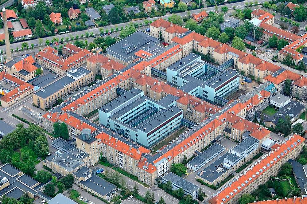 GENTOFTE HOSPITAL C.F. Møller Healthcare House styles