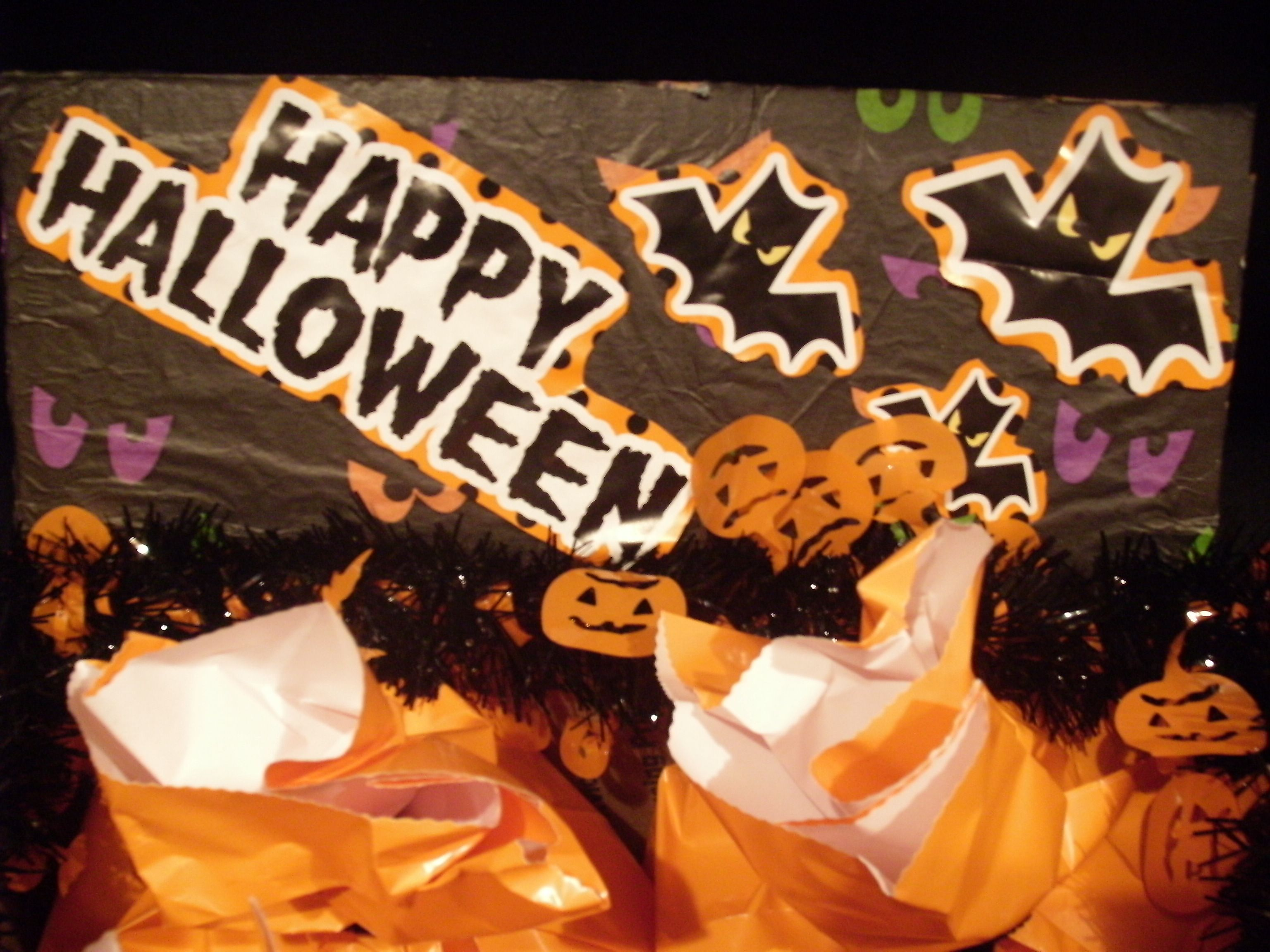 Halloween Care Package Tips and Ideas