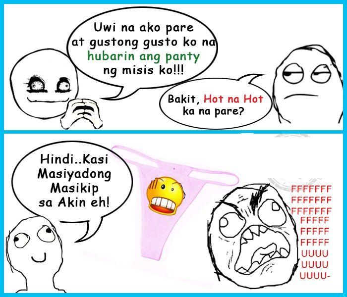 Short Funny Jokes Tagalog