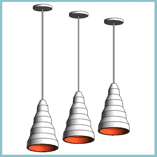 Step light tall spun copper pendant light autodesk revit step light tall spun copper pendant light autodesk revit architecture 2012 families urbim aloadofball Images