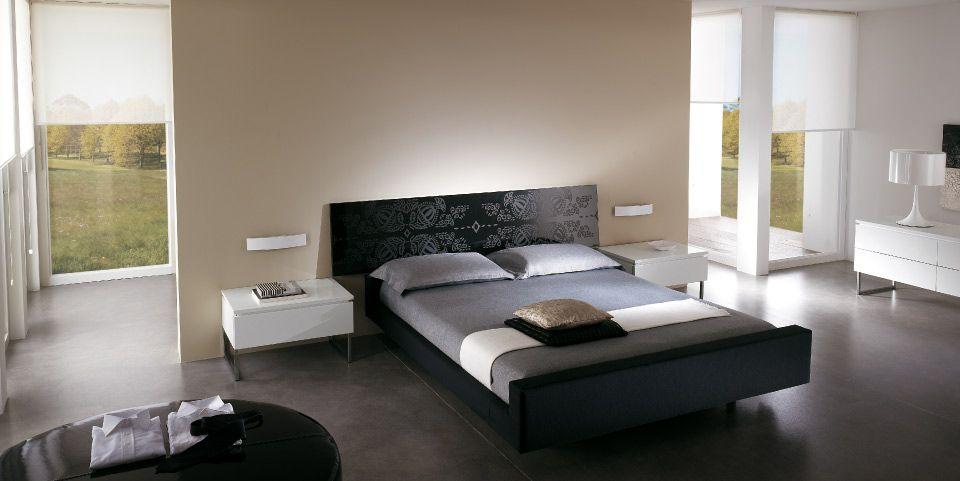 Best parete nera camera da letto images idee arredamento casa