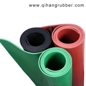 5kv 10kv 35kv Neoprene Electrical Black Rubber Insulation Sheet Roll Insulation Sheets Black Rubber Insulation