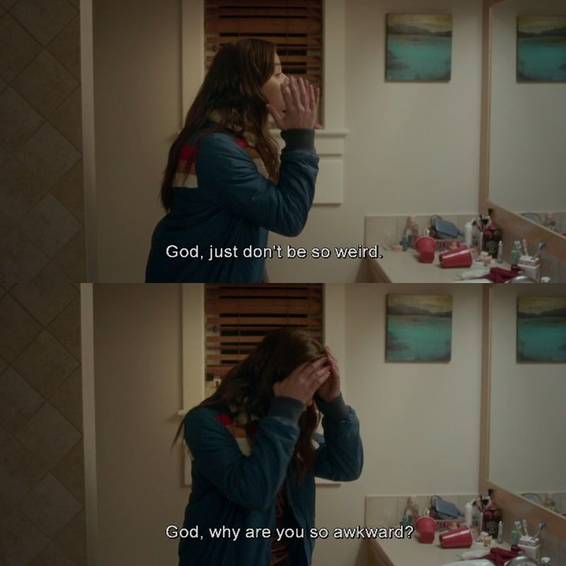 The Edge Of Seventeen Me All The Time Of My Life Movies Movie