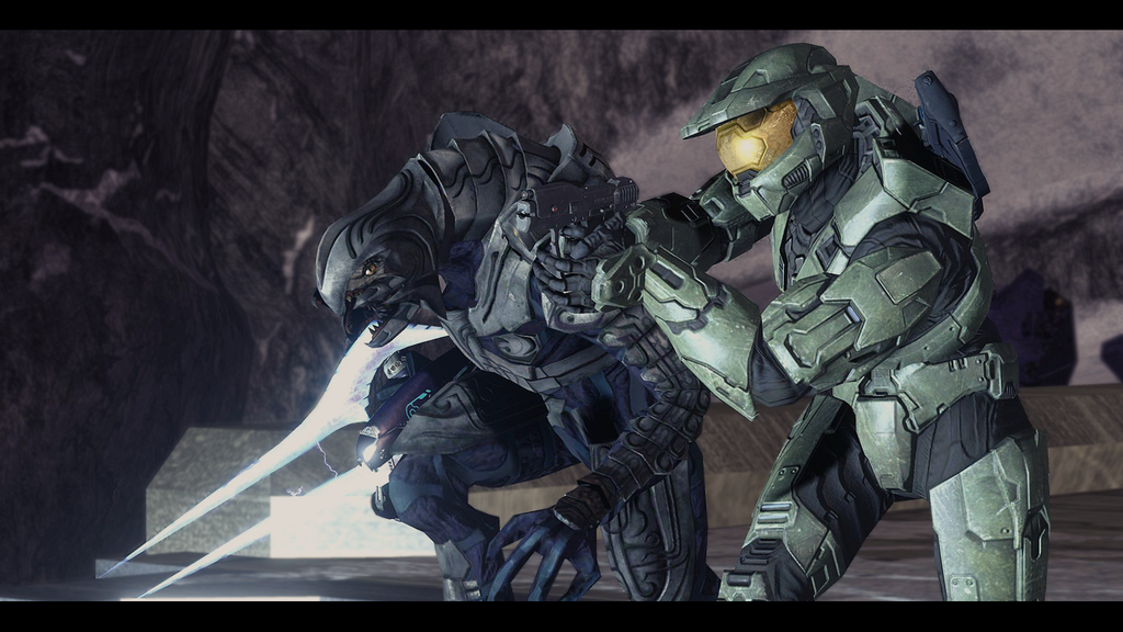 Thel Vadam Known During The Great Schism And Human Covenant War As Arbiter Is A Distinguished Sangheili Description From Deviantart