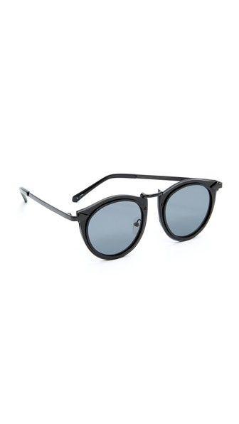 b6223066d627 KAREN WALKER Superstars Solar Harvest Sunglasses.  karenwalker  sunglasses