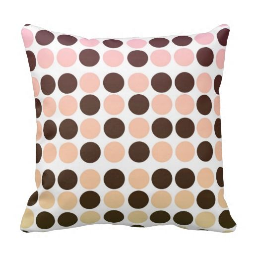 dots background pillow