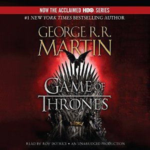 audiobook thrones book game of