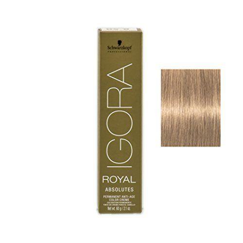 Schwarzkopf Professional Igora Royal Absolutes Hair Color 9 40 By Schwarzkopf Professional Thi Schwarzkopf Hair Color Schwarzkopf Professional Hair Color