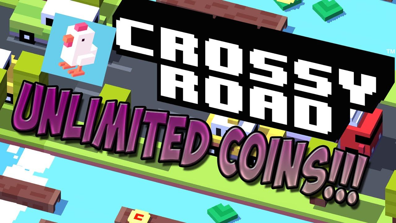 UNLIMITED Coins on Crossy Road app HACK! Real 2018 UPDATED