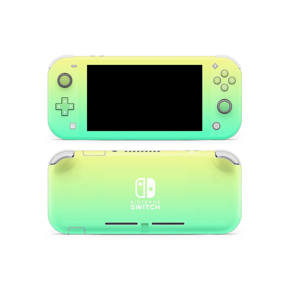 Lemon Lime Nintendo Switch Lite Skin Nintendo Switch Accessories Nintendo Switch Case Nintendo Switch Animal Crossing