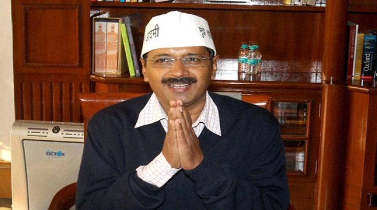 MP Court asks cops to book Kejriwal for 'disrespecting' tricolour