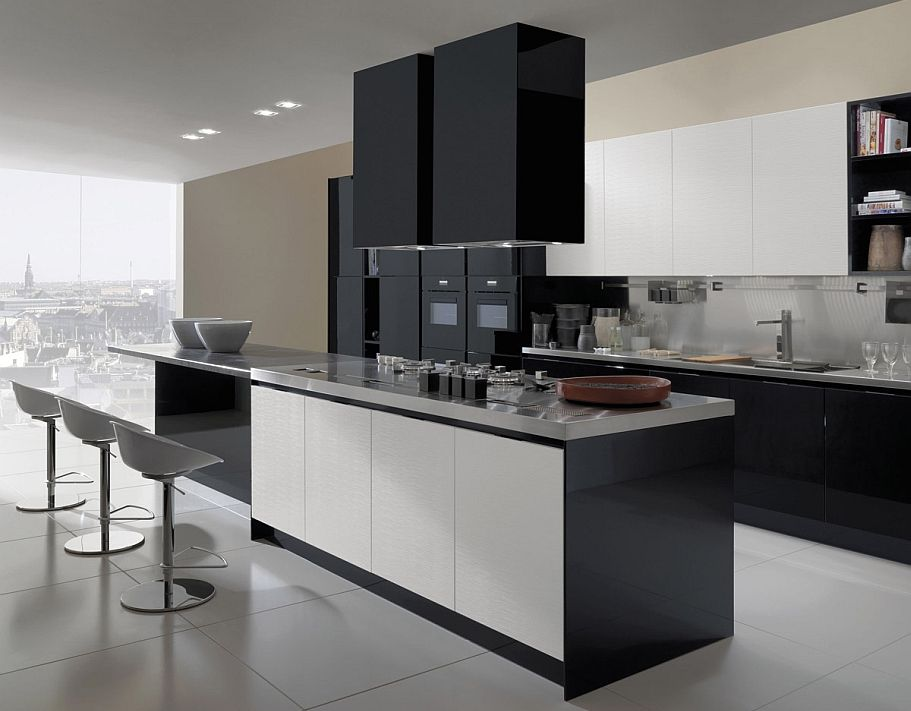 Berloni Modern Kitchen Design Modern Kitchen Kitchen Living