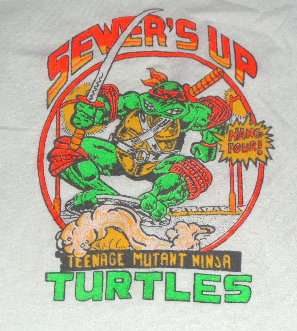 Ninja Turtles T-Shirt Pizza Delivery Speedy Turtles Unisex Adult /& Kids Tee Top