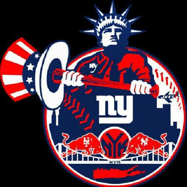 China Rican S Photo All New York Teams Met Knicks Jets Yankees Giants Ny Giants Football New York Teams Yankees Logo