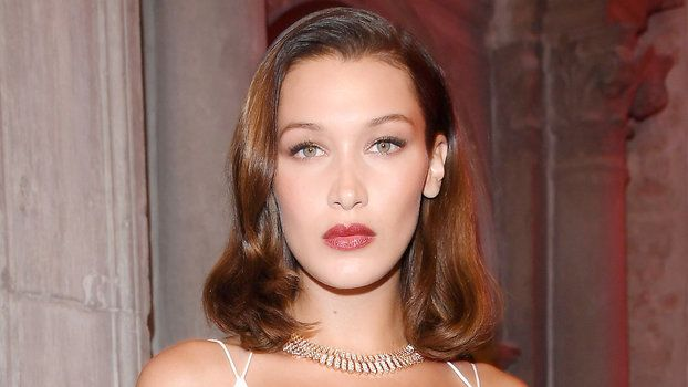Bella Hadid Took Her 14 Million Followers Behind-the-Scenes Her Next Big Project