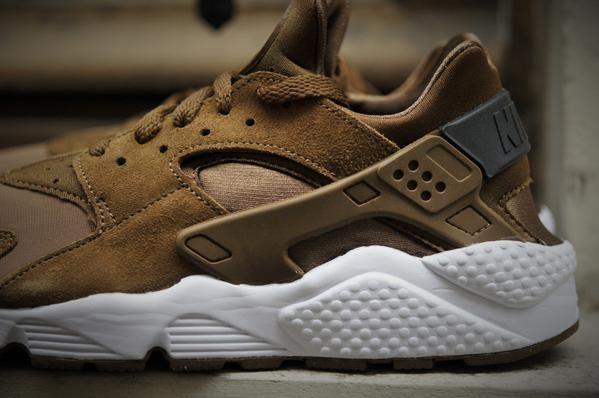 mes Nouvelles sneakers Nike Air Huarache Curry sneakers basket huarache