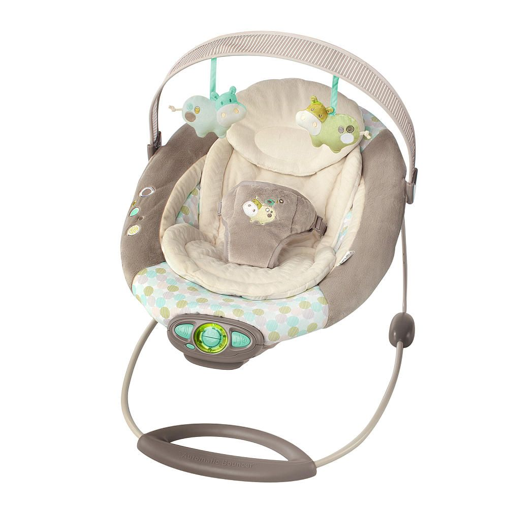 Ingenuity Gentle Automatic Bouncer Emerson Ingenuity Babies R