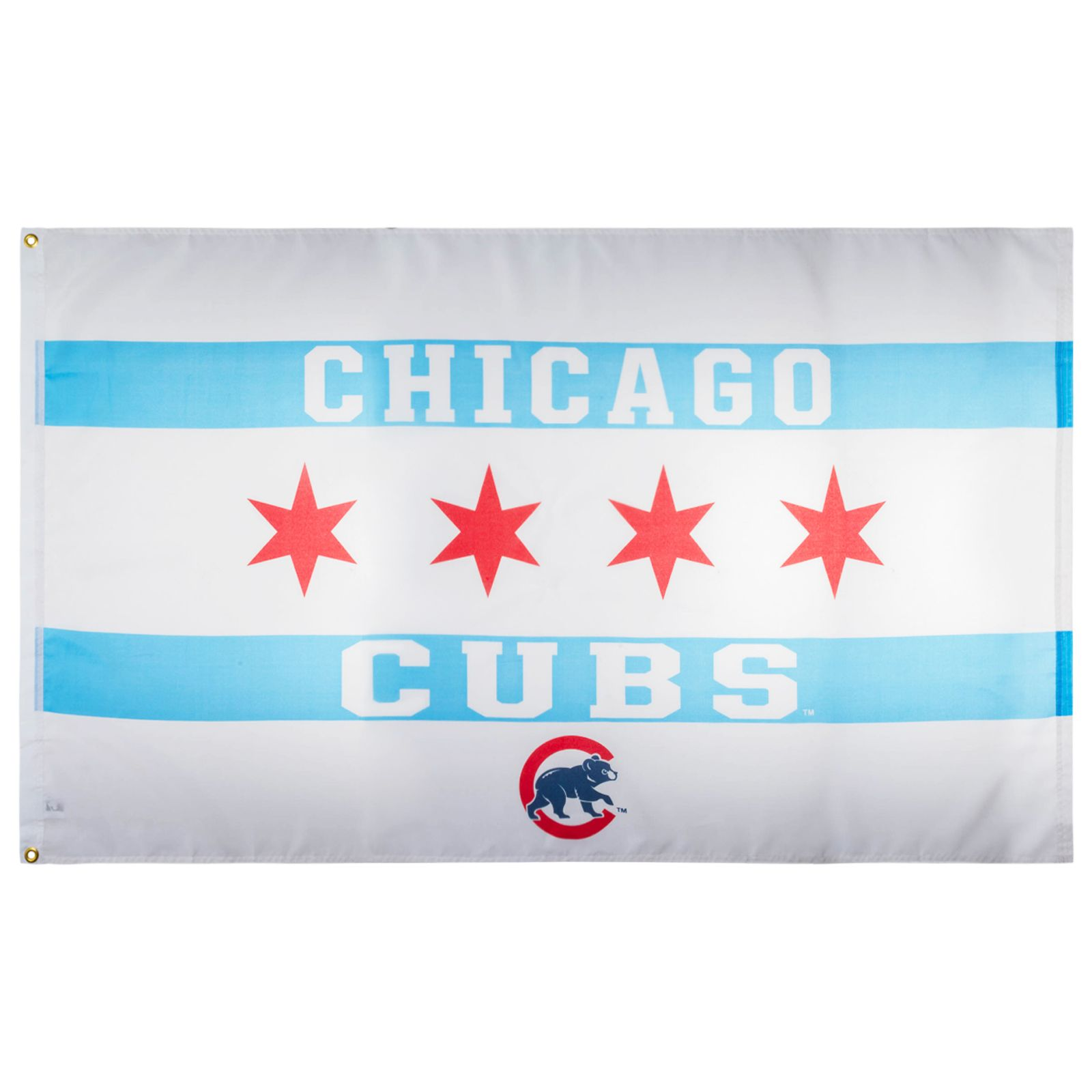 Chicago Cubs Chicago Flag By Wincraft Chicago Chicagocubs Cubbies Cubs Chicagoflag Chicago Cubs Chicago Flag Cubs