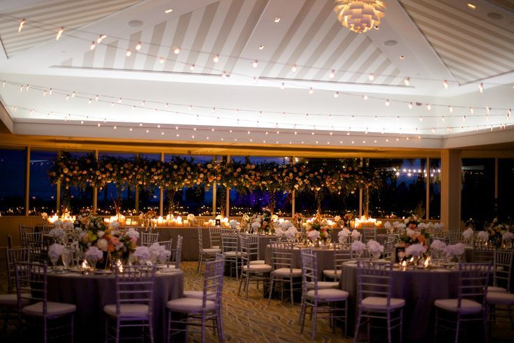 Wedding Reception In The Everglades Room Located At Naples Beach Hotel Golf Club