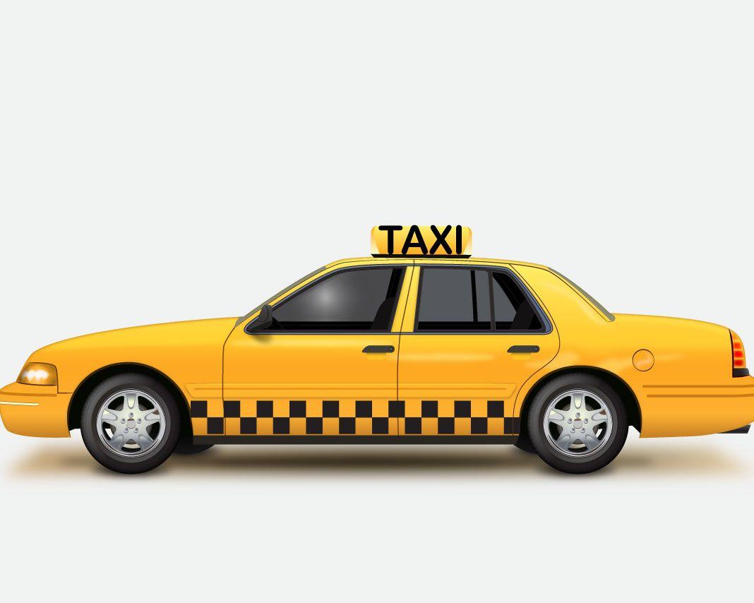 Illustrator Tutorial Taxi Car Vector Freebies Illustrator Tutorials And Stock Vectors Illustrator Tutorials Tutorial Car Vector