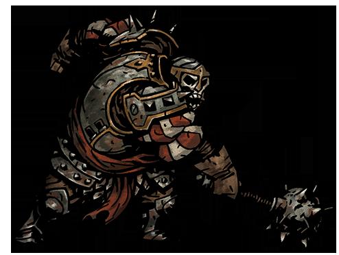 Darkest Dungeon Char Ene Skellycaptain Atk1 Darkest Dungeon Fantasy Concept Art Dark Fantasy
