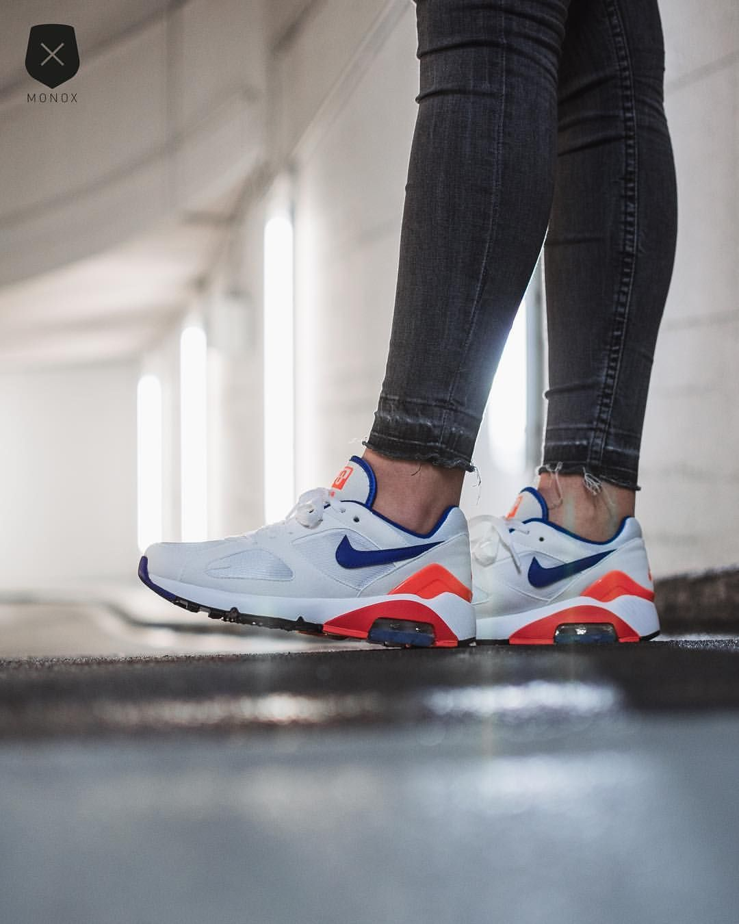 newest 138fc 61028 Nike Air Max 180 Ultramarine