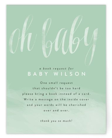 Scripted Oh Baby BIL