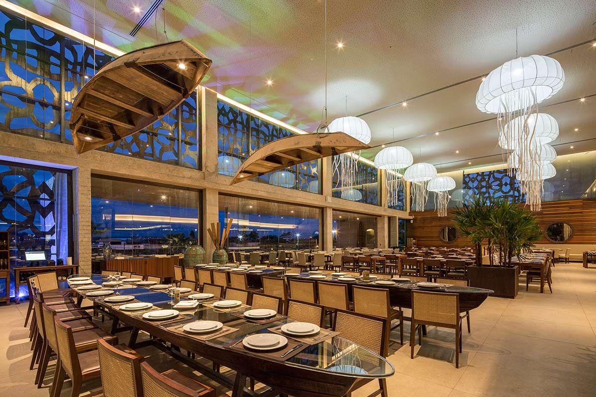 Sandra Moura Restaurante Nau Brasília Arquitetura